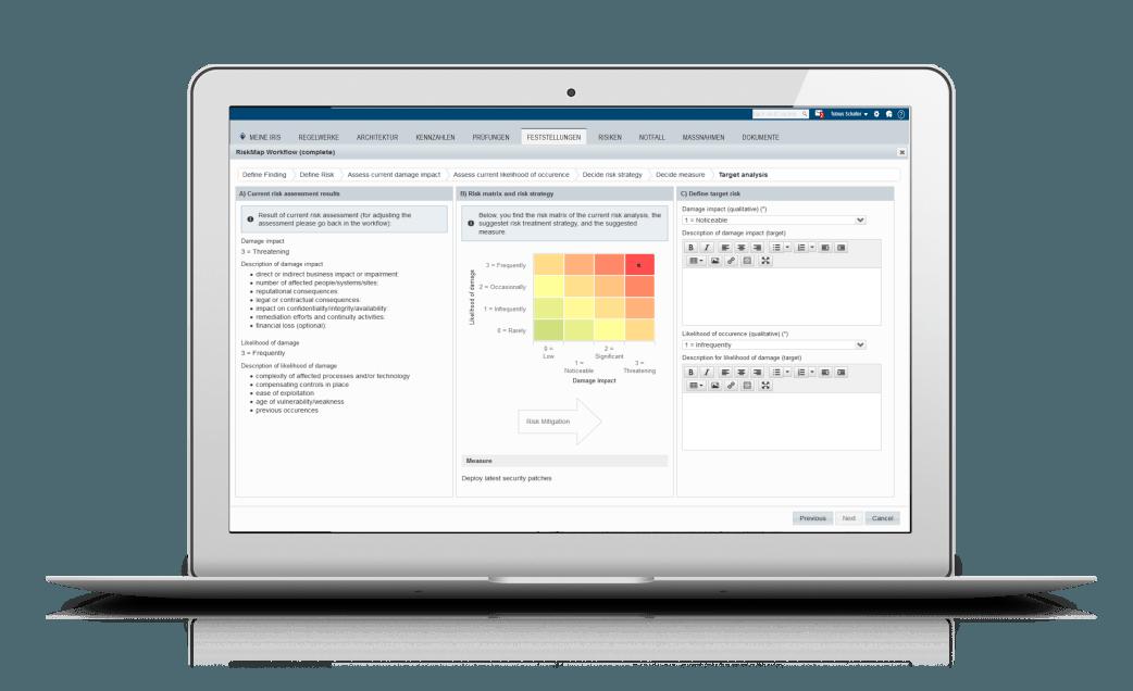 Intelligente Workflowunterstützung