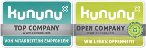 Open und Top Company - Kununu
