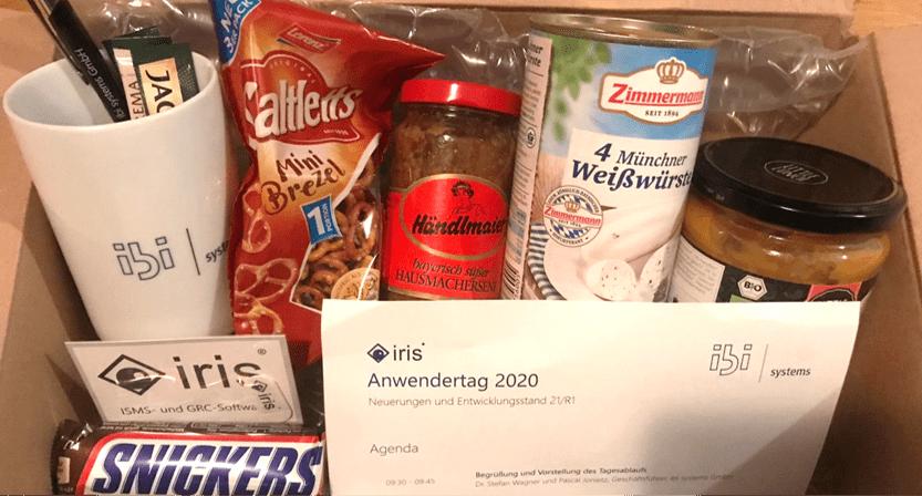 Lunchbox Anwendertag 2020